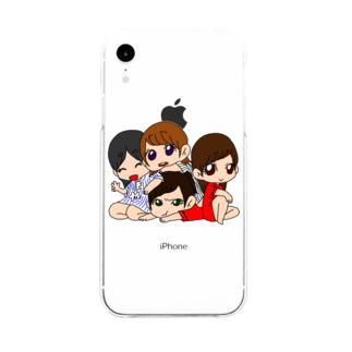 miccolo3のおむかえ Soft clear smartphone cases
