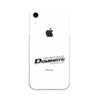 SBD SIMPLE LOGO 03 Soft clear smartphone cases