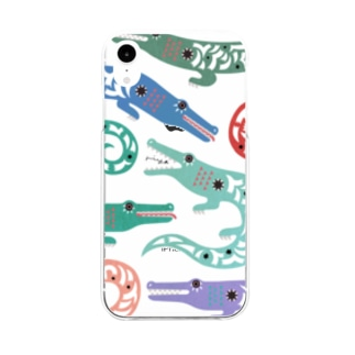 WANIスマホケース Soft clear smartphone cases