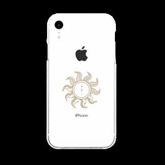 檸檬茶。の🌙 Soft clear smartphone cases