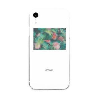 微睡み Soft clear smartphone cases