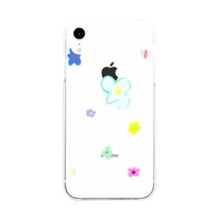 みんなはオハナ Soft clear smartphone cases