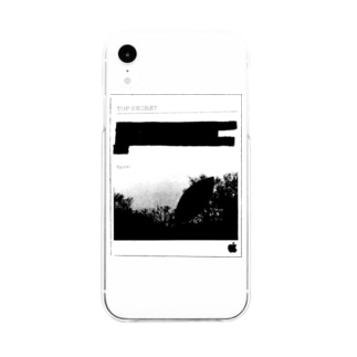 TOP SECRET for iPhone 7/8/SE2/XR Soft clear smartphone cases