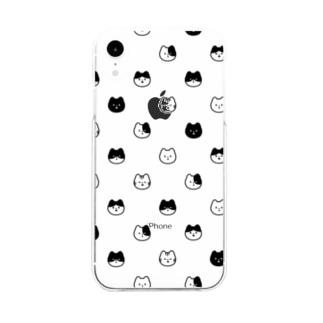 neko Soft clear smartphone cases