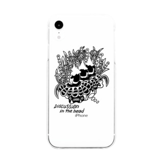 Discussion in the head. Soft clear smartphone cases