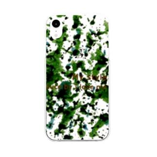 オータム(シャドー)◆ Soft clear smartphone cases