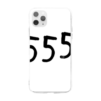 by fujiHiro by 555のaNumber.5 Soft clear smartphone cases