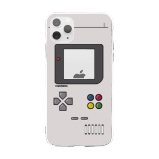 ChRiSUMA GAME ADDICTION  original color  Soft clear smartphone cases