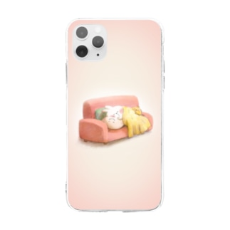 sweet dreams Soft clear smartphone cases