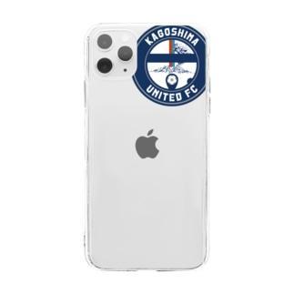 【KUFC】 original LOGO GOODS Soft clear smartphone cases