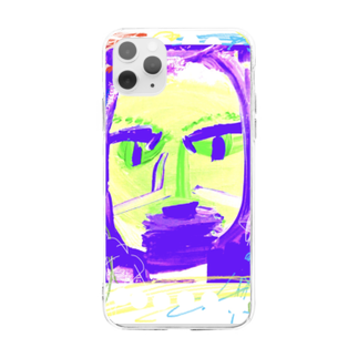 FRESH⭐︎DRAWING 2020のはるのかお Soft clear smartphone cases