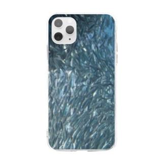 魚群 Soft clear smartphone cases