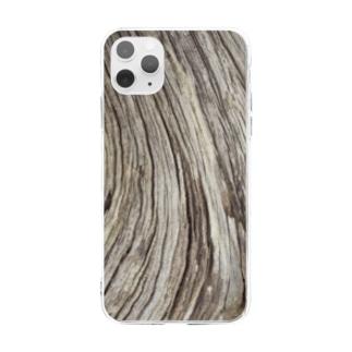 木片 Soft clear smartphone cases