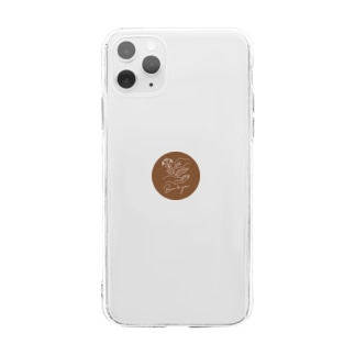 Bean to you Soft Clear Smartphone Case