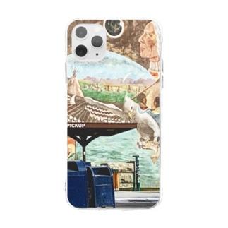 ヘレナ Soft clear smartphone cases