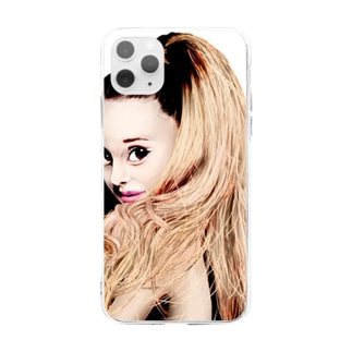 Lady A Soft clear smartphone cases