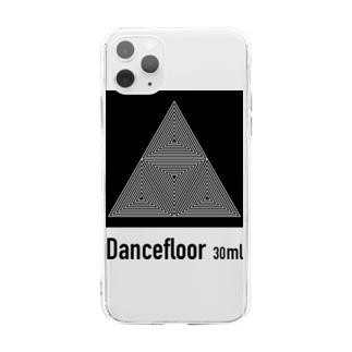 Dancefloor 30ml case Soft clear smartphone cases