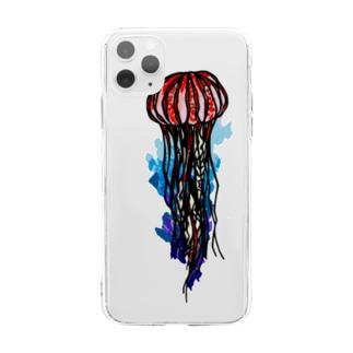 ku-ra-ge Soft clear smartphone cases