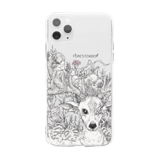 FORESTENDER Soft clear smartphone cases