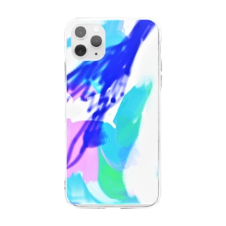 とり Soft clear smartphone cases