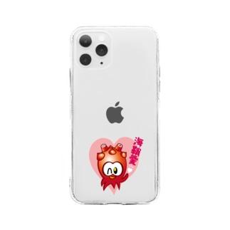 海鞘愛 Soft clear smartphone cases