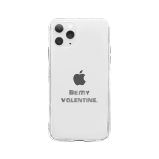 Be_my_valentine__oOのBe my valentine. Soft clear smartphone cases