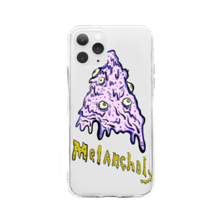 hiromashiiiのMelancholy  Soft clear smartphone cases