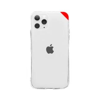 RedShoulder Soft clear smartphone cases