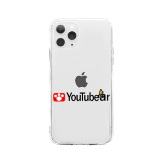 YouTubear Soft clear smartphone cases