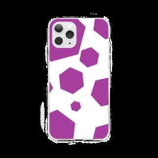 あやせ/ぼんくらの青春企画部・ノムモチーフ Soft clear smartphone cases