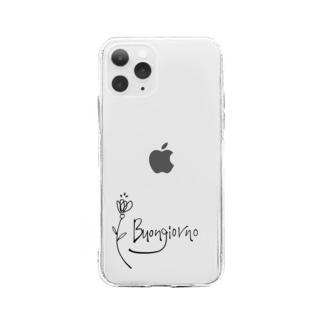 Buongiorno Soft clear smartphone cases