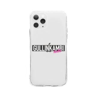 グリンカムビ 北欧神話 Soft clear smartphone cases