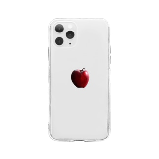 iPhoneケース  Soft clear smartphone cases