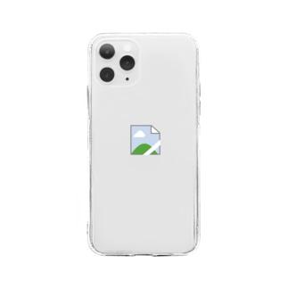 画像リンク切れ Soft clear smartphone cases