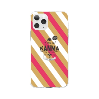 Come On! Kanma Soft clear smartphone cases