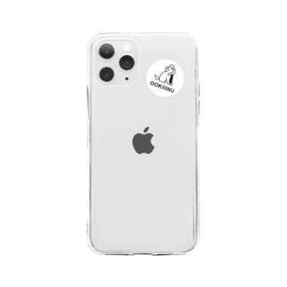 OOKIIINU シール Soft clear smartphone cases