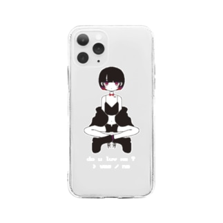 GAMING 【北千住千洋OfficialGoods】 Soft clear smartphone cases
