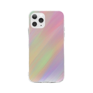 世紀末 Soft clear smartphone cases