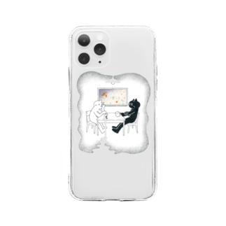 ネルノダイスキさんの Soft clear smartphone cases