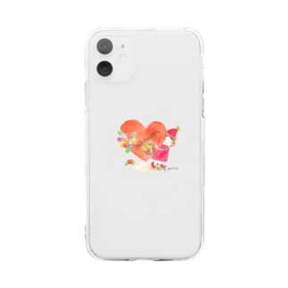 SO happy Soft clear smartphone cases