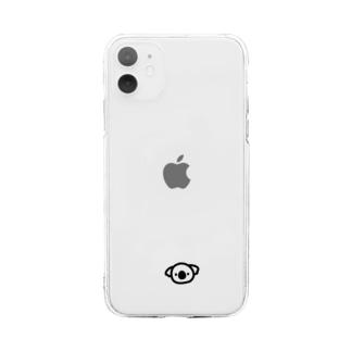 play for Australia コアラ(ひかえめ) Soft clear smartphone cases