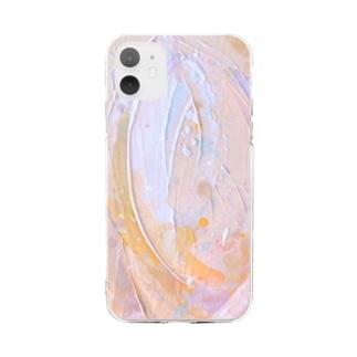そっとくるむ Soft clear smartphone cases