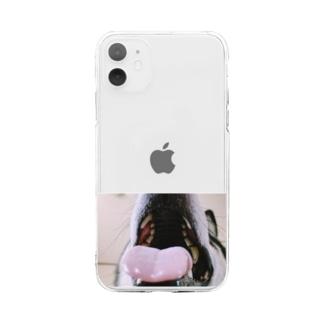 柴欠伸 Soft clear smartphone cases