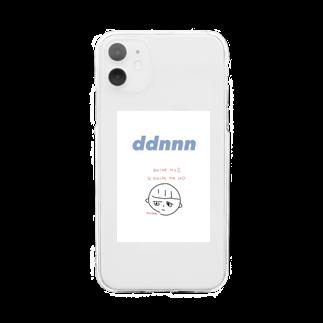 ddnnnのddnnn newone  Soft clear smartphone cases