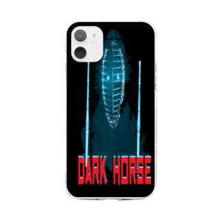 Danke Shoot CoffeeのDark House Player (2P) Soft clear smartphone cases
