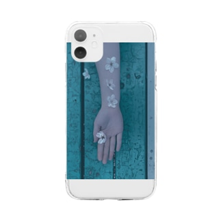 あの娘の優しさ Soft clear smartphone cases