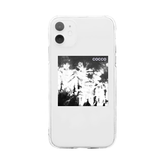 COCCOのCOCCO A2 Soft clear smartphone cases