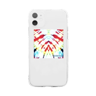 COCCOのCOCCO•B5 Soft clear smartphone cases