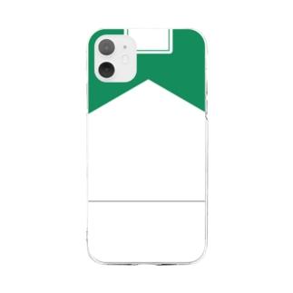 スースー Soft clear smartphone cases