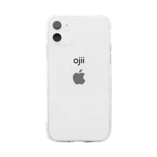 おじぃちゃん #ギフト#プレゼント Soft clear smartphone cases